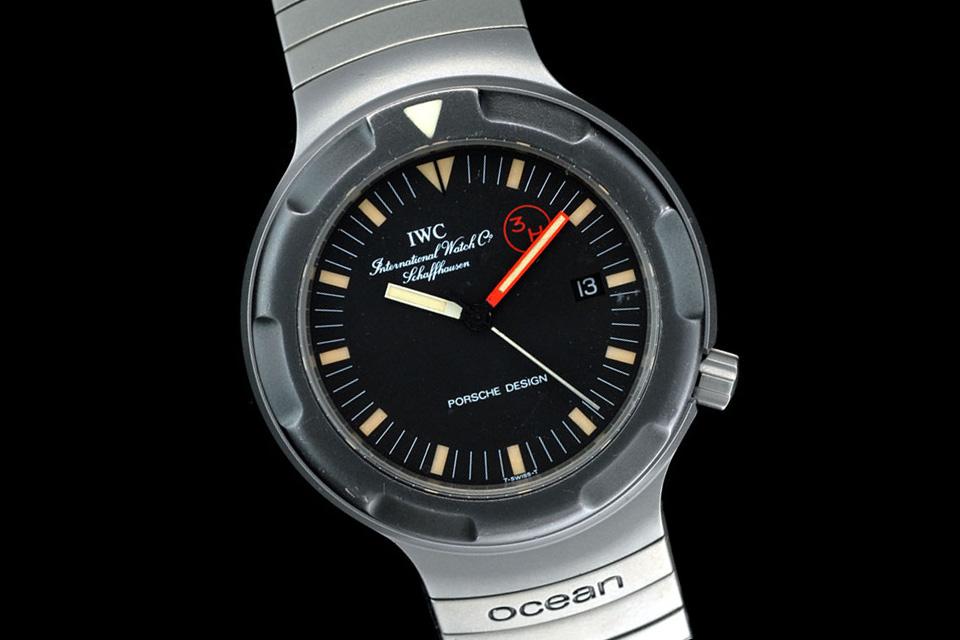 IWC Porsche Design Ocean 2000 Bund 3519