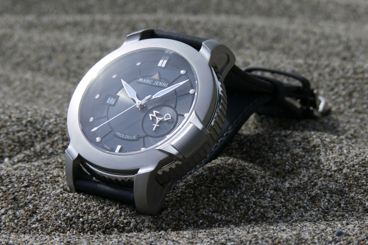 Weekly Watch Photo: Marc Jenni Prologue WDT