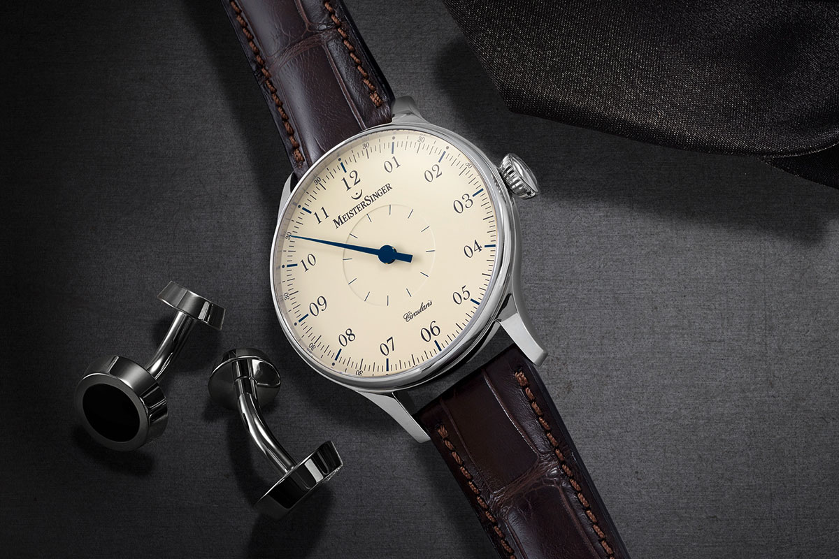 Introducing the Meistersinger Circularis with the Brand's Own Movement, Calibre MSH01 (Specs & Price)