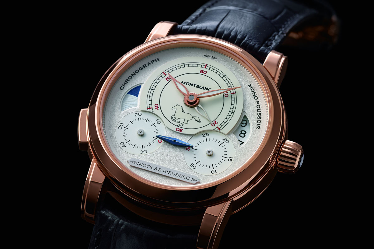 Introducing the Montblanc Homage to Nicolas Rieussec Special Edition