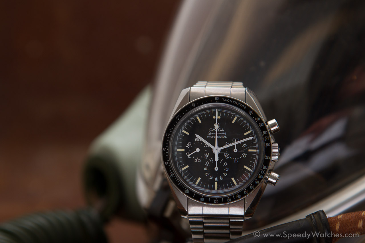 The Auction Hammer: Bonhams to auction Reinhard Furrer's Omega Speedmaster Professional NASA 145.022 (live photos)