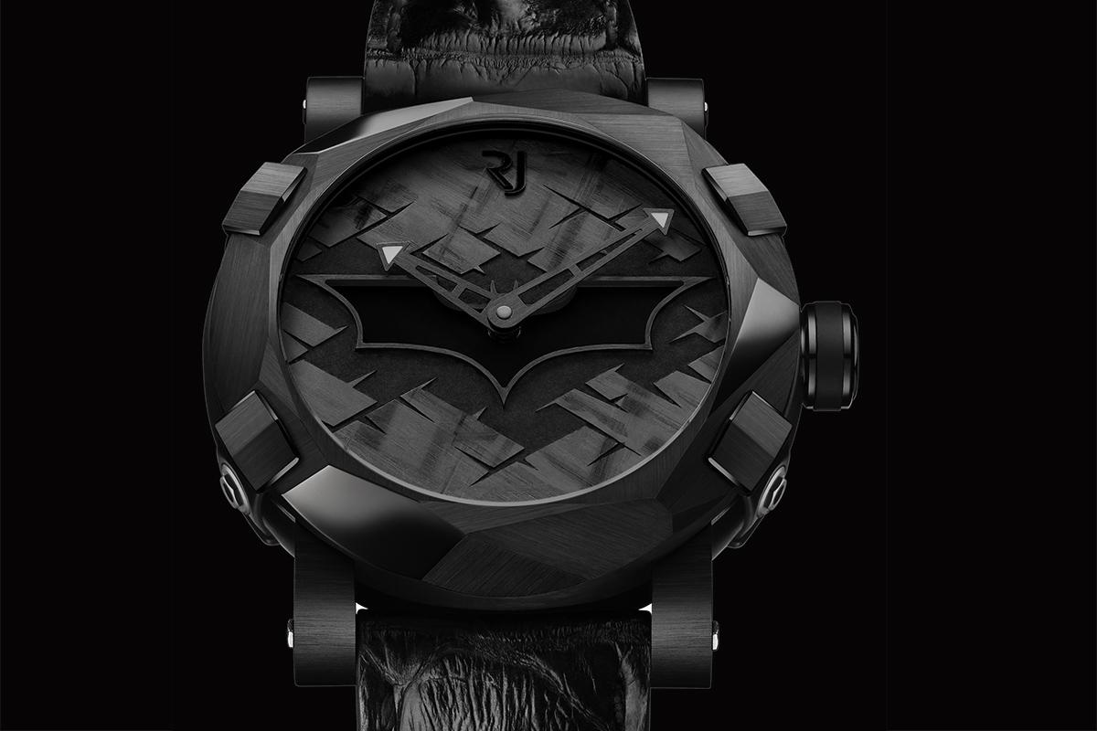 Introducing The Romain Jerome Batman-DNA