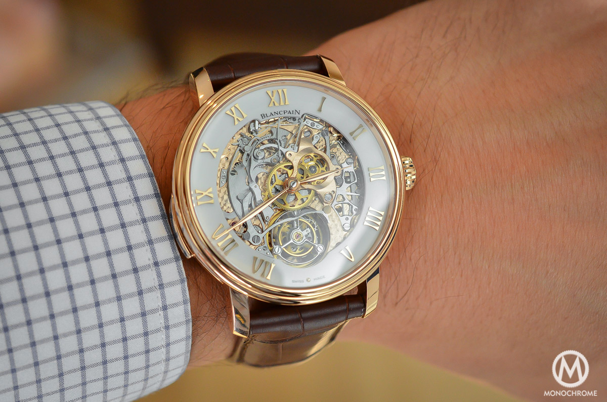 Blancpain Carrousel Minute Repeater Le Brassus – Hands-on