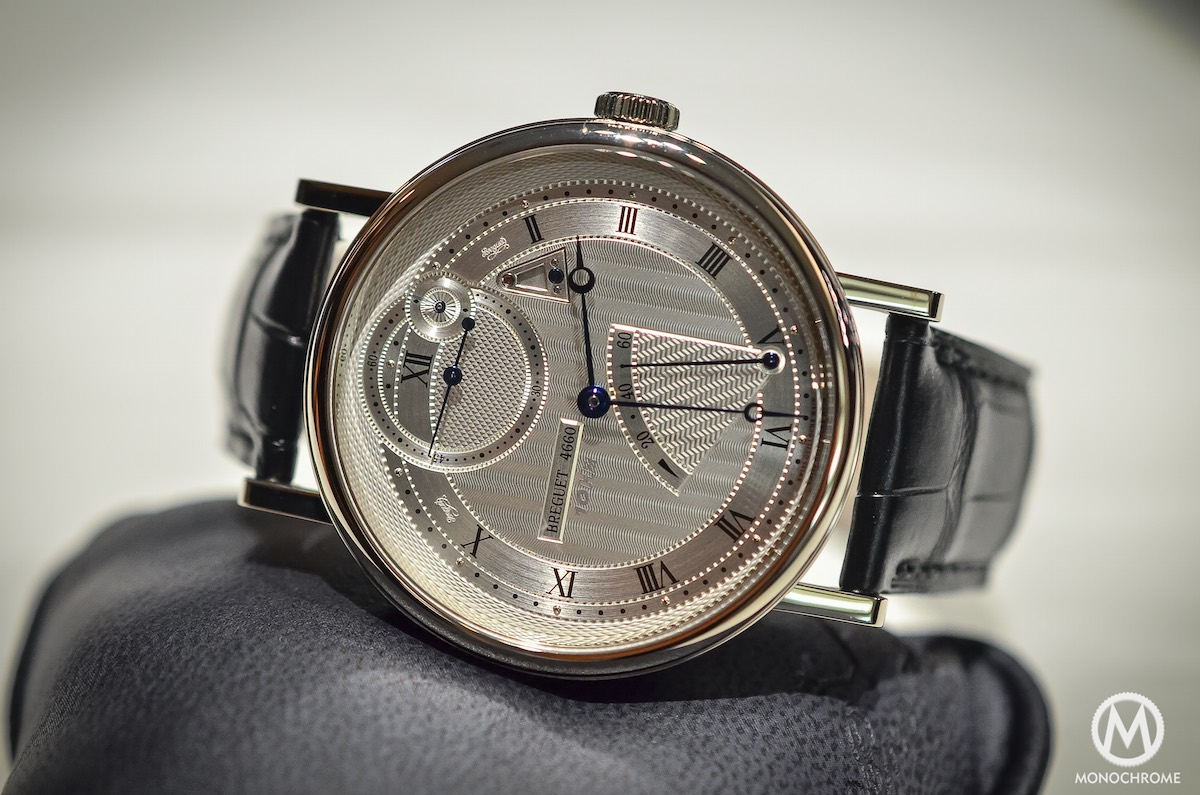 Breguet Classique Chronométrie 7727 – detailed Hands-on (live photos, specs and price)