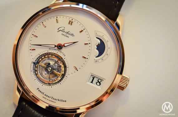 Glashutte Original PanoLunar Tourbillon - 2