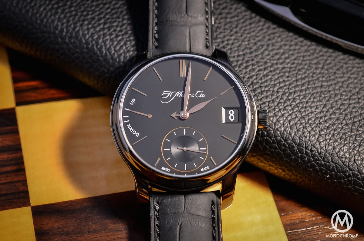 H. Moser & Cie Endeavour Perpetual Calendar Black Edition – Full review (live photos, specs and price)