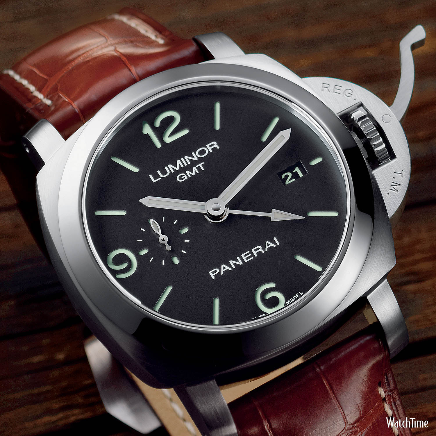 Panerai Luminor 1950 3 Days Gmt Review
