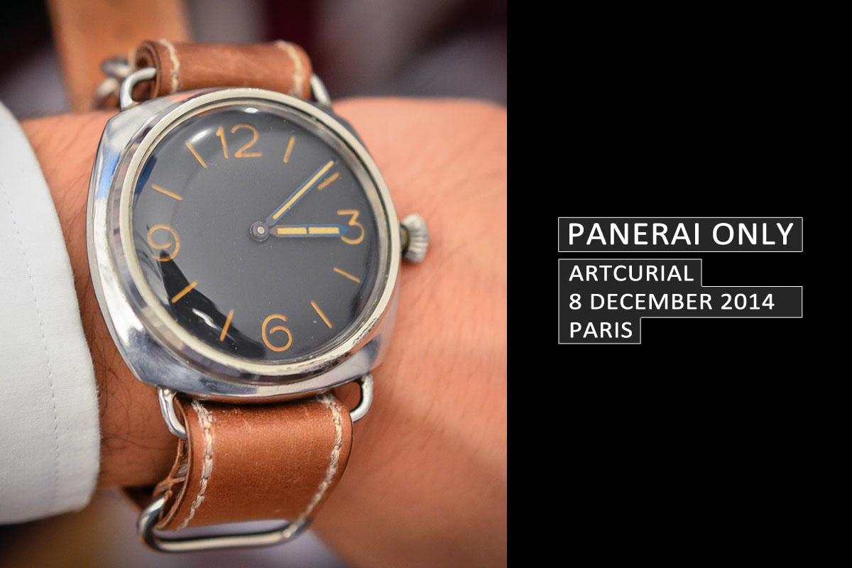 rosso watches mm submersible automatic ablogtowatch oro days acciaio hands pam luminor on panerai