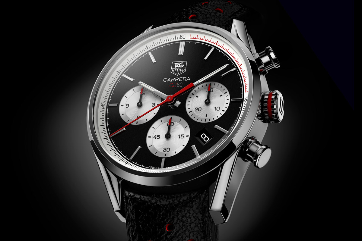 What is going on at TAG Heuer? (CH-80 production stopped, layoffs, repositioning)
