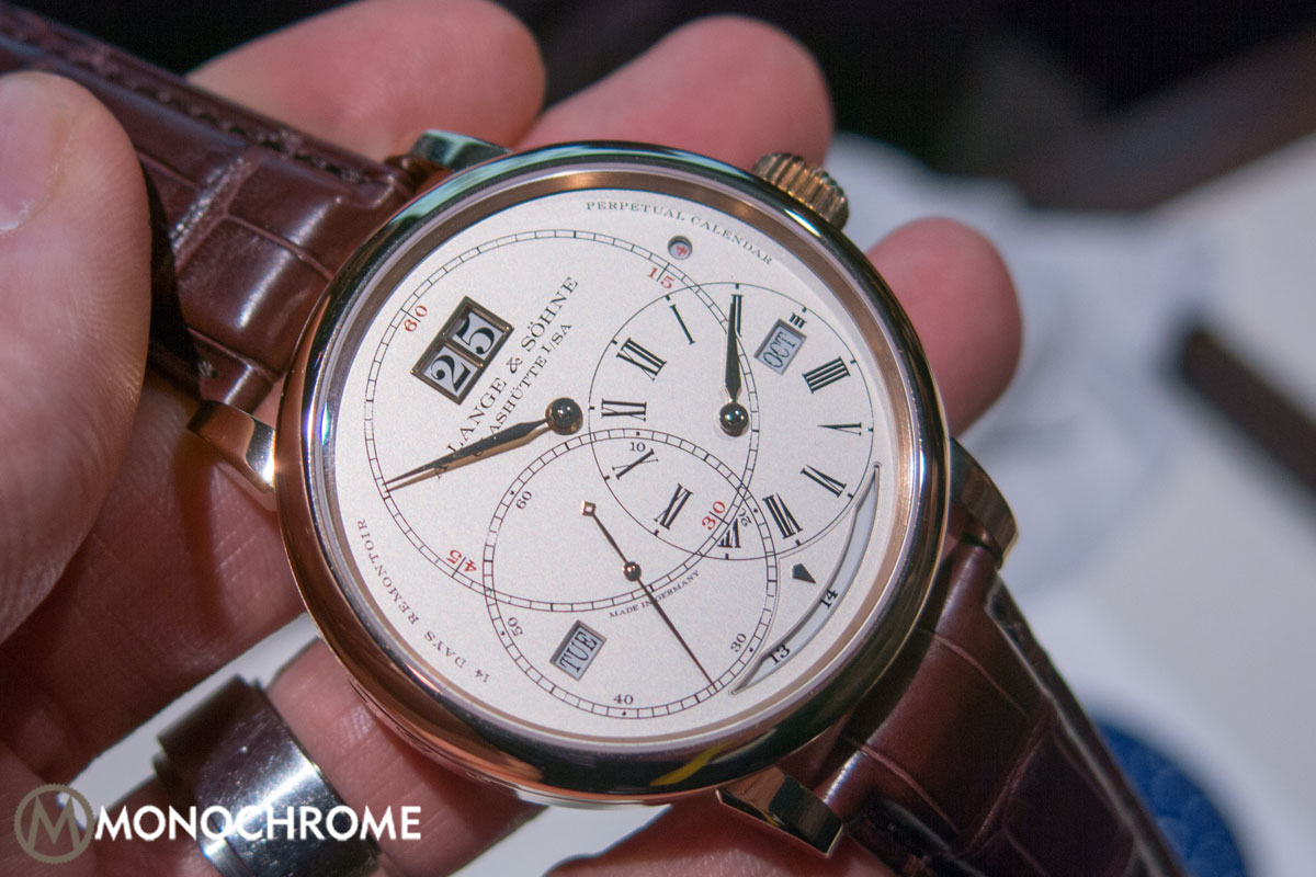 Chronos24 Watch of the Year Awards A. Lange & Söhne