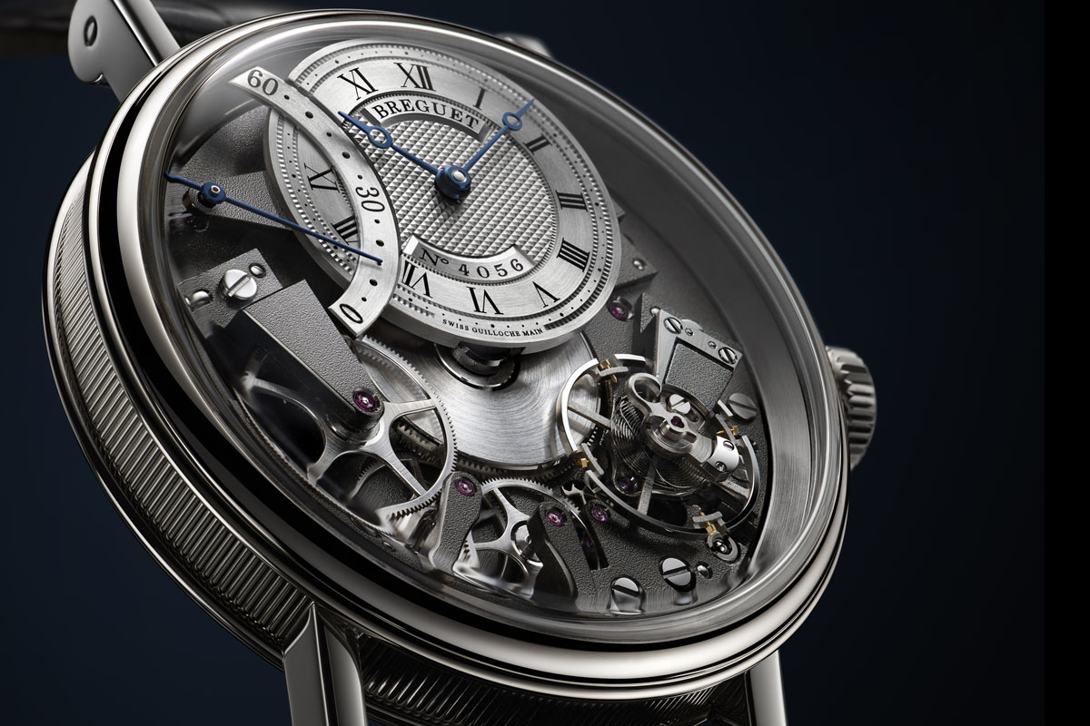 Pre Baselworld 2015: Introducing the Breguet Tradition Automatique Seconde Rétrograde 7097