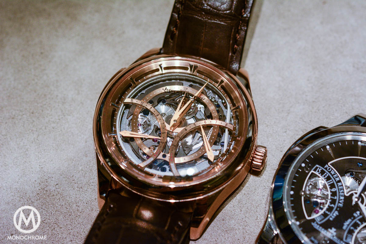 The Clear and Rich Sound of the Jaeger LeCoultre Master Minute Repeater