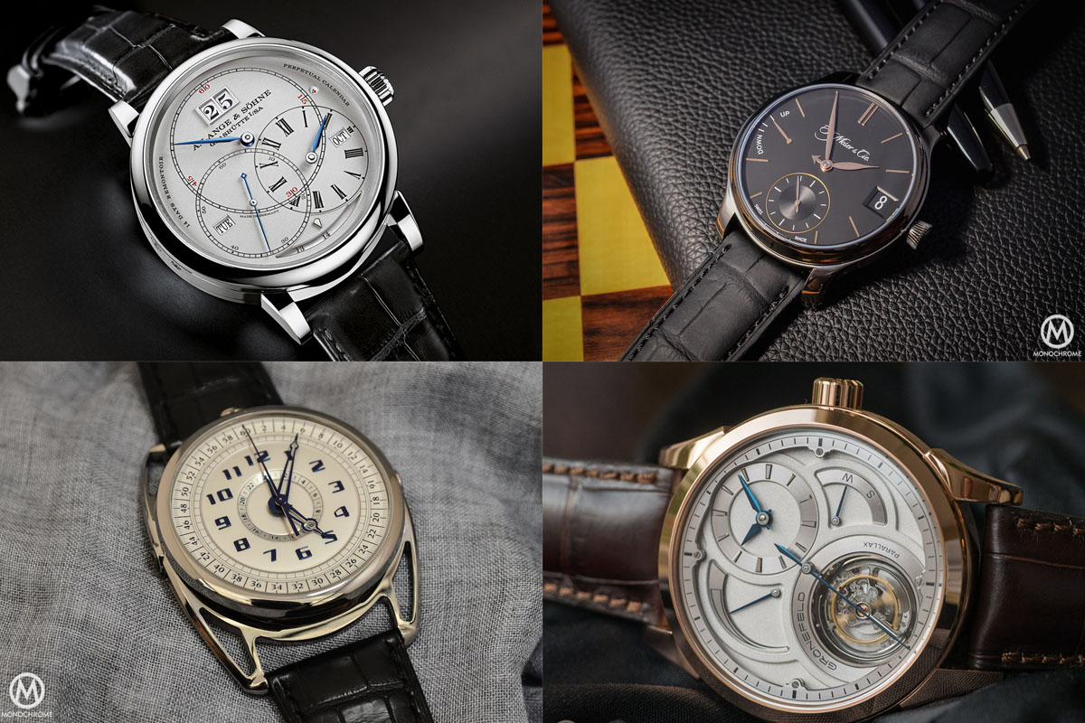 Exceptional watches 2014
