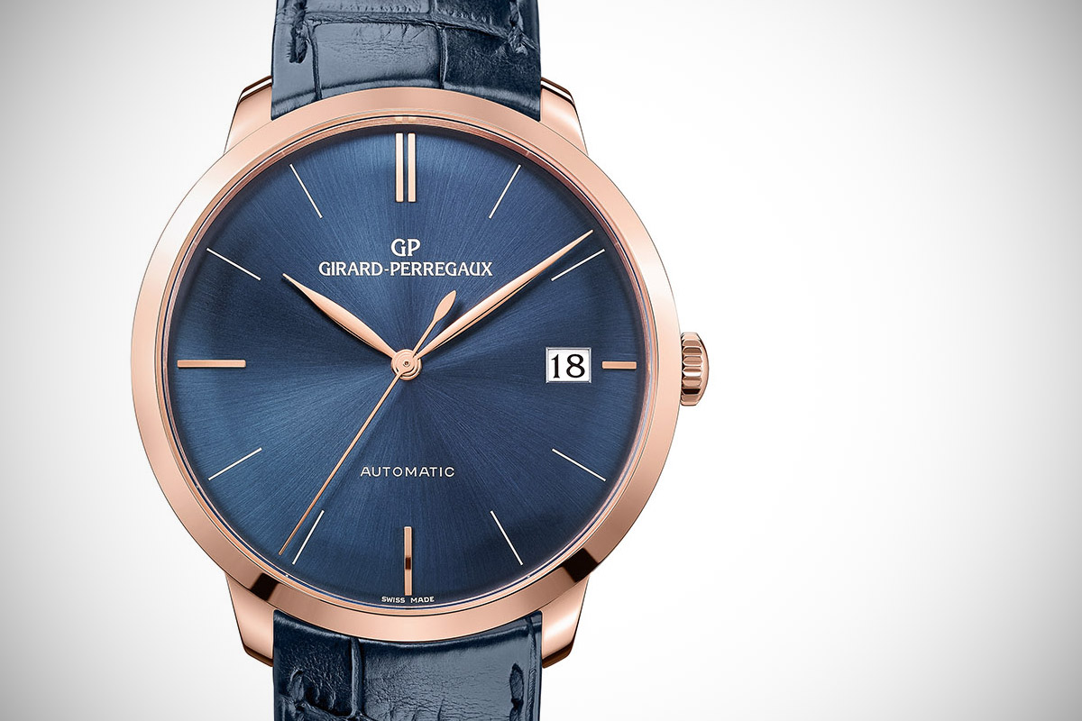 Girard-Perregaux 1966 Blue dial in a 41mm case – Specs and Price