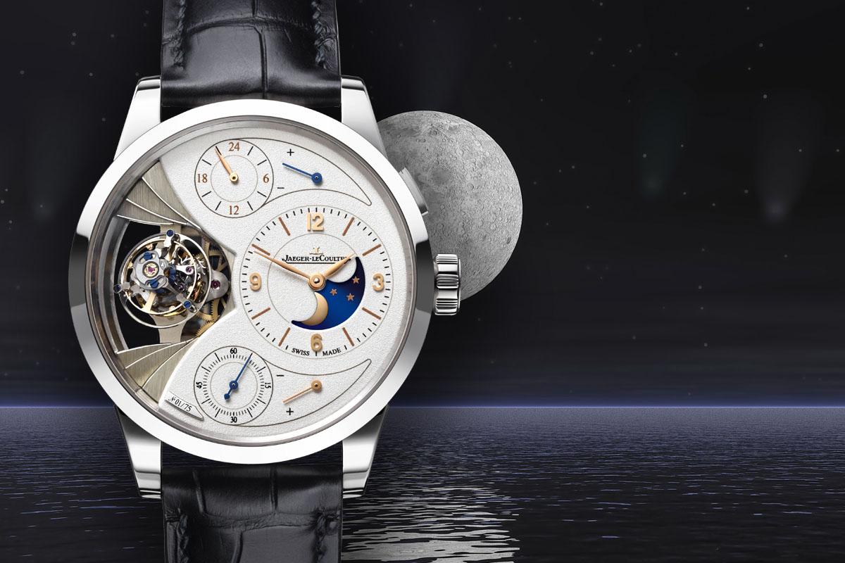 Pre SIHH 2015: Jaeger-LeCoultre Duometre Spherotourbillon Moon