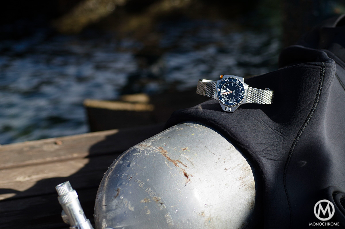 The legendary Omega Seamaster Ploprof – The Kraken of Diving Watches