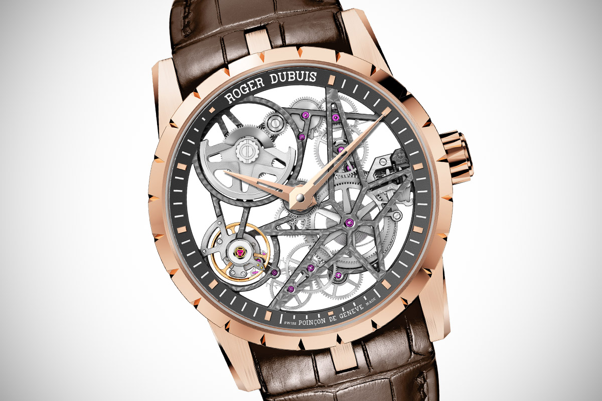 Pre SIHH 2015: Roger Dubuis Excalibur Automatic Skeleton – Specs and Price