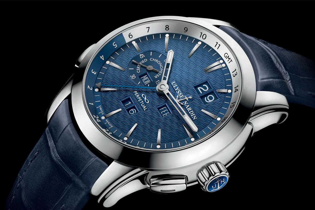 Ulysse Nardin Perpetual Calendar GMT Manufacture Boutique Edition