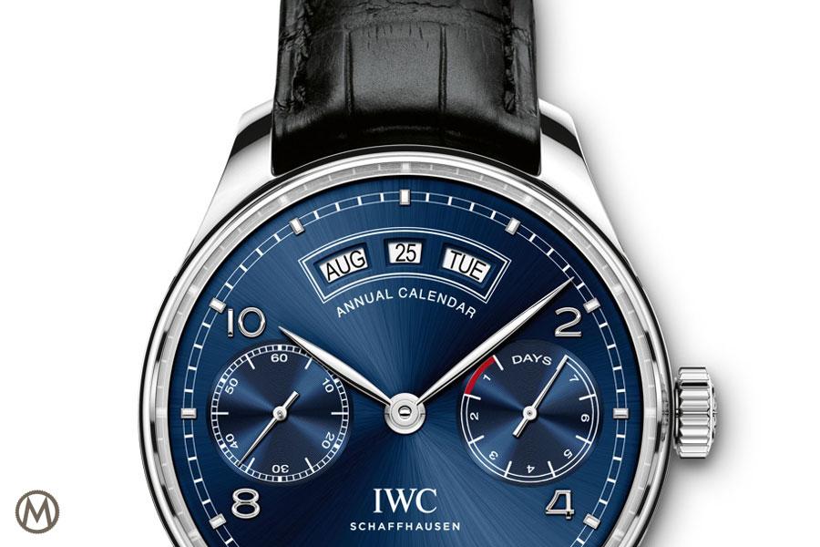 IWC Portuguese Annual Calendar ref.5035