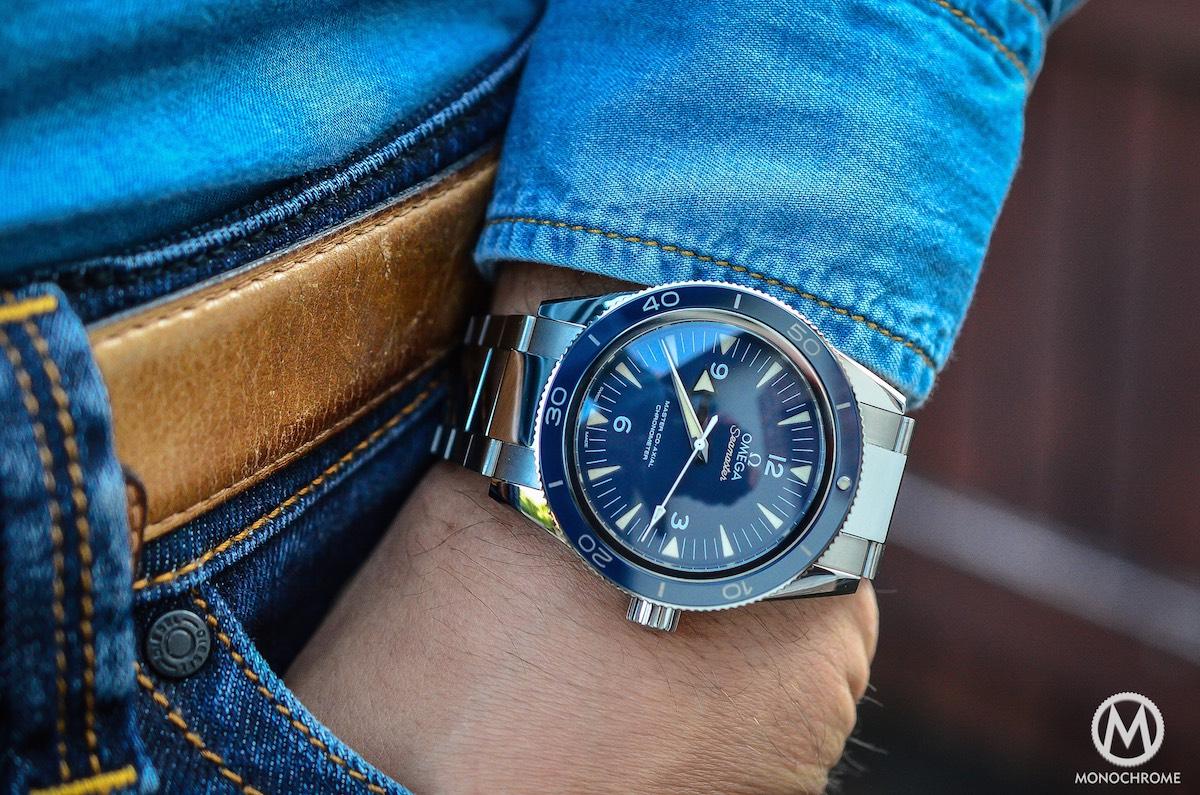 Omega Speedmaster Wrist