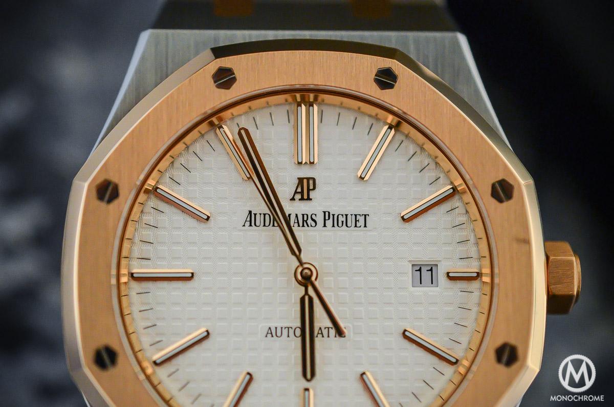 Audemars-Piguet-Royal-Oak-15400-Two-Tones-2