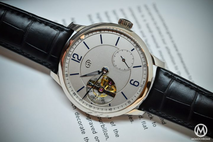 Greubel Forsey Tourbillon 24 seconds Vision