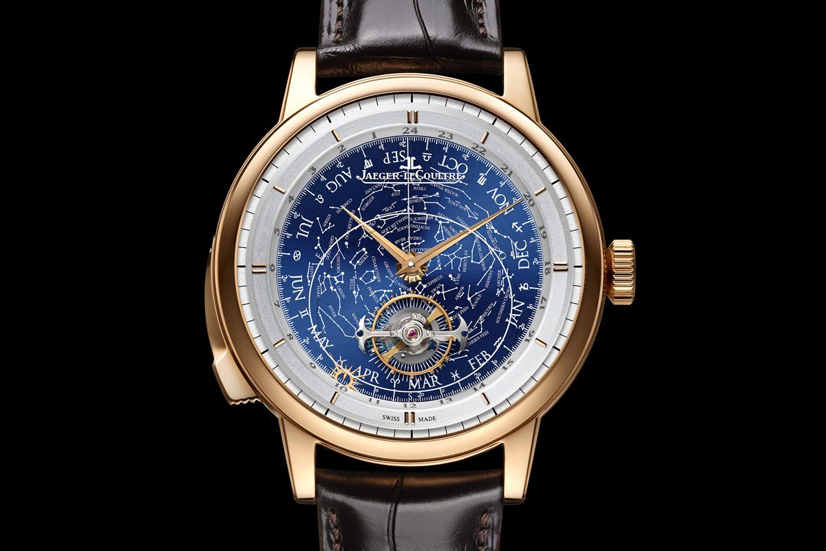 SIHH 2015 – The Jaeger-LeCoultre Master Grande Tradition Grande ...