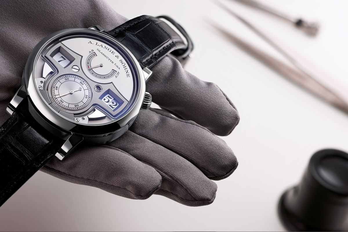 SIHH 2015 – Introducing the A. Lange & Söhne Zeitwerk Minute Repeater, Featuring a Decimal Minute Repeater (Specs and Price)