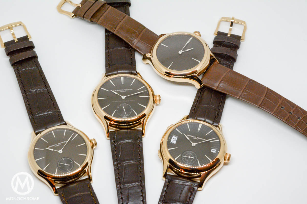 Celebrating 5 Years: Introducing the Laurent Ferrier Anniversary Series in Red Gold with Chocolat Brown Dial – Live Photos and Price