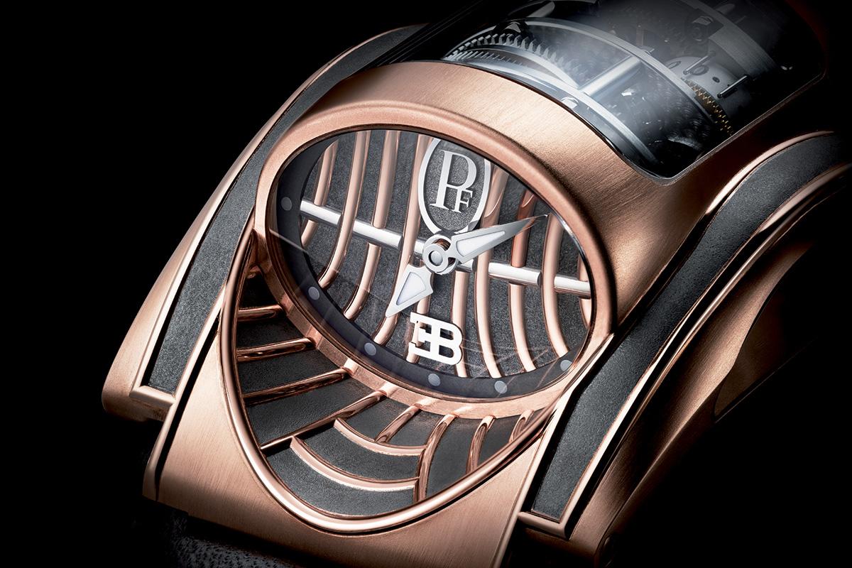 SIHH 2015: Parmigiani and Bugatti Celebrate A Decade Together