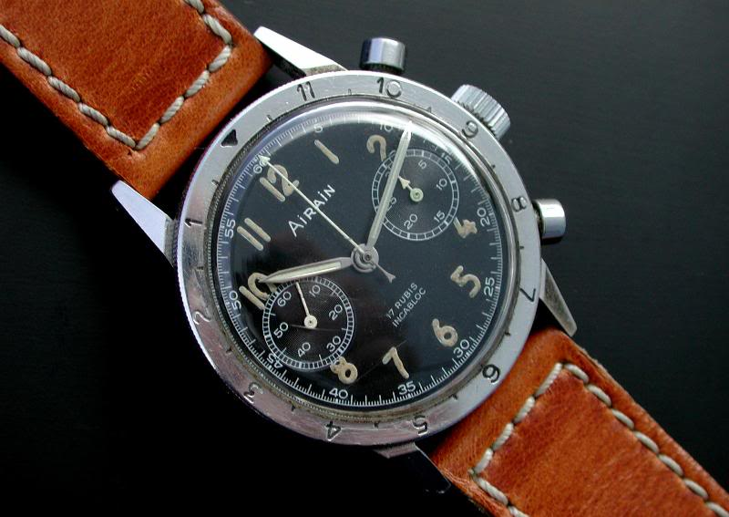 The Type 20 and Type 21 Chronographs