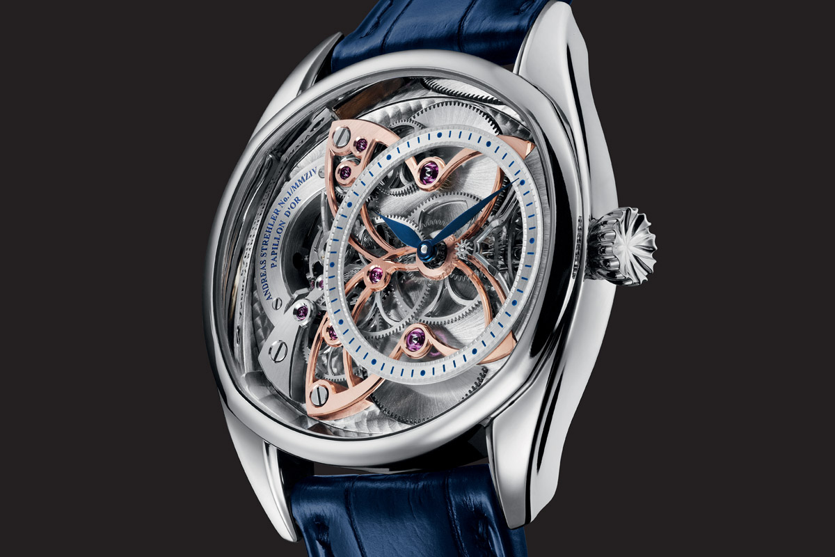 Andreas Strehler Papillon d'Or - 2