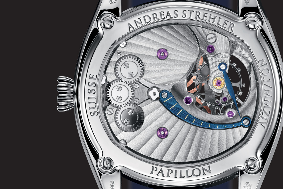 Andreas Strehler Papillon d'Or - 3