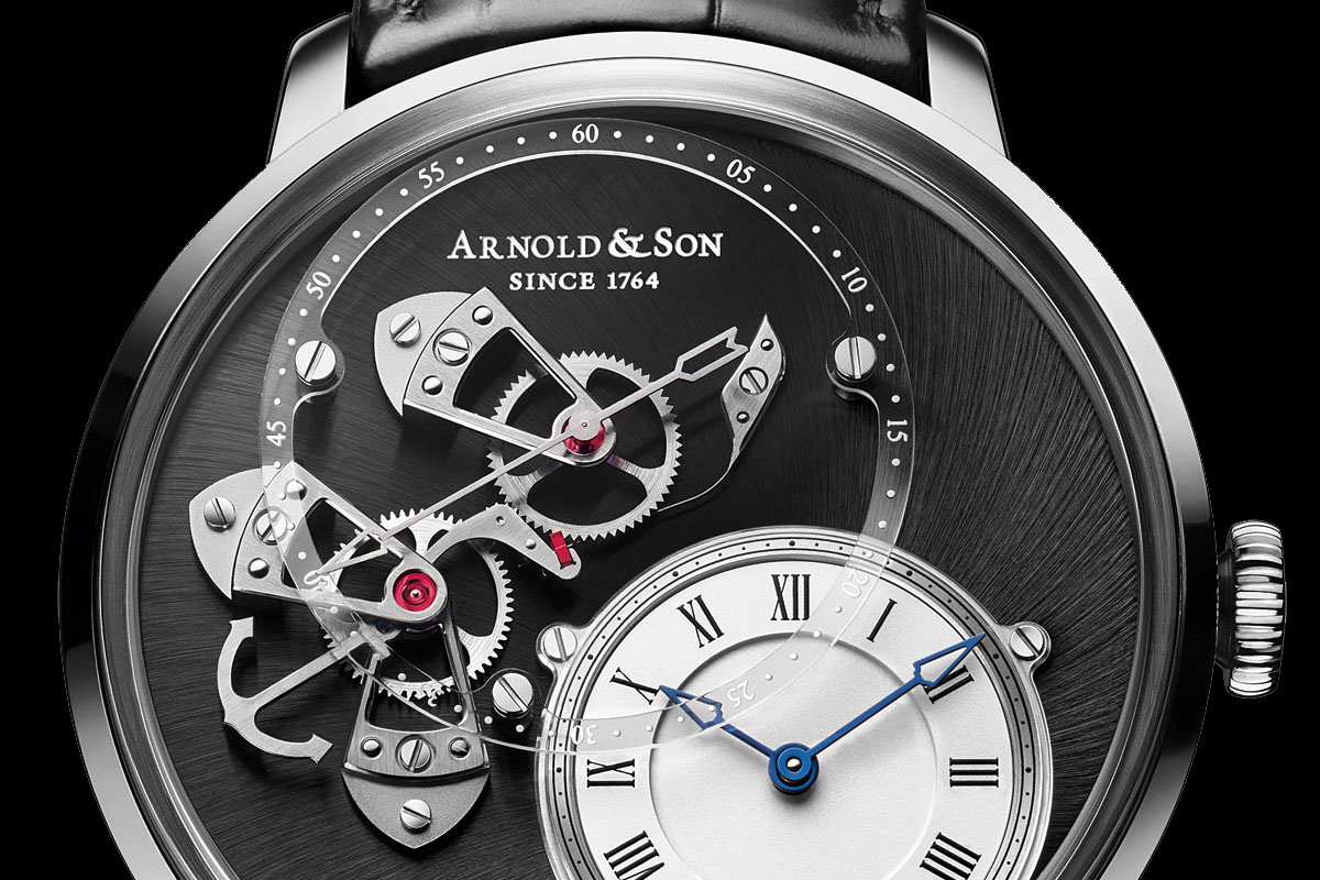Arnold and Son Instrument DSTB Steel - 3