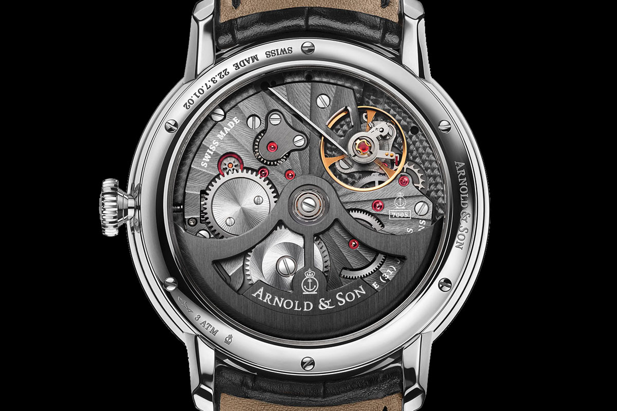 Arnold and Son Instrument DSTB Steel - 4