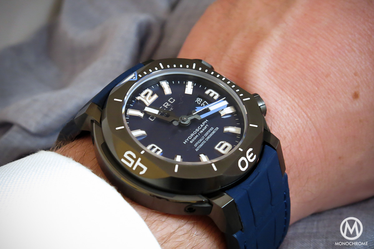 Clerc Hydroscaph: Conceptual Clarity – Hands-on with live photos
