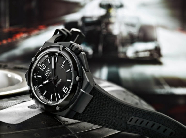 IWC Ingenieur Ceramic black