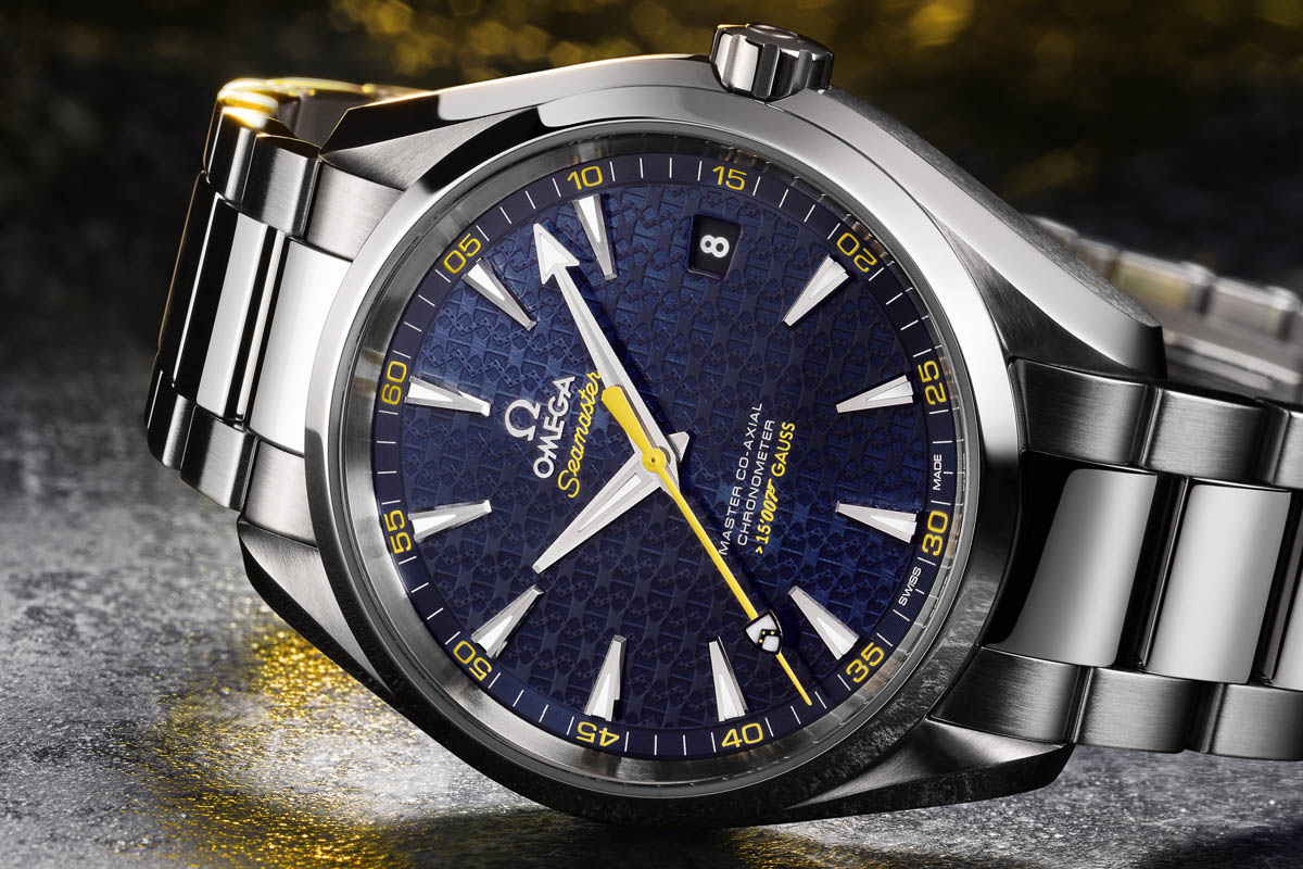 Omega Watch James Bond Limited Edition