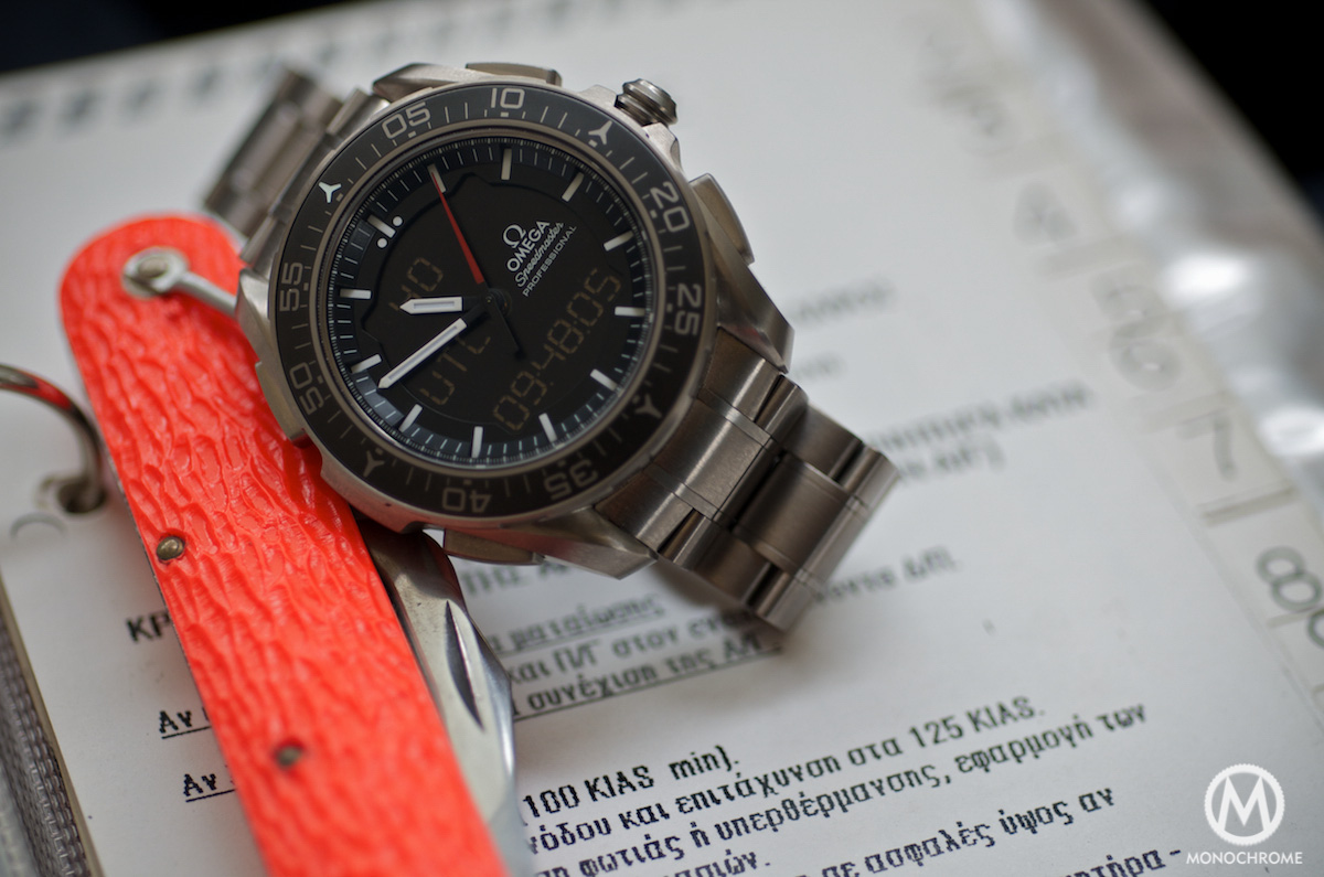 Omega Speedmaster X-33 Skywalker - 11