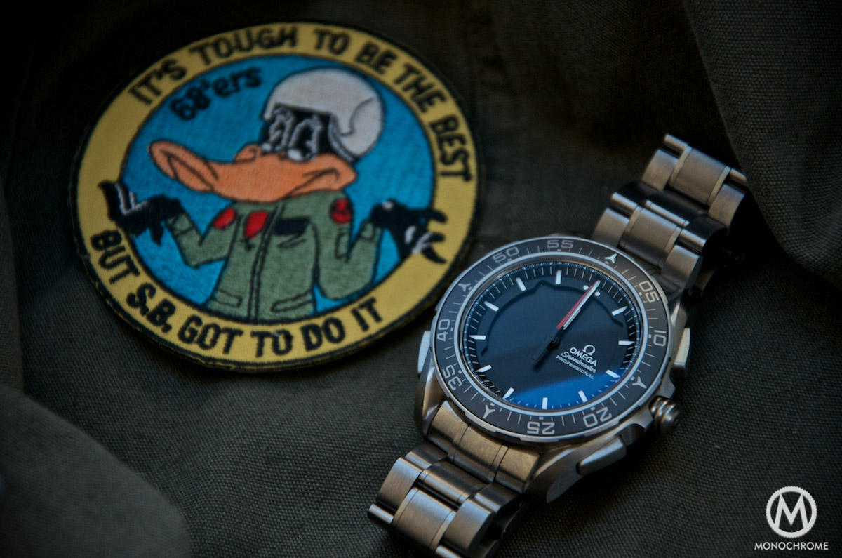 Omega Speedmaster X-33 Skywalker - 3