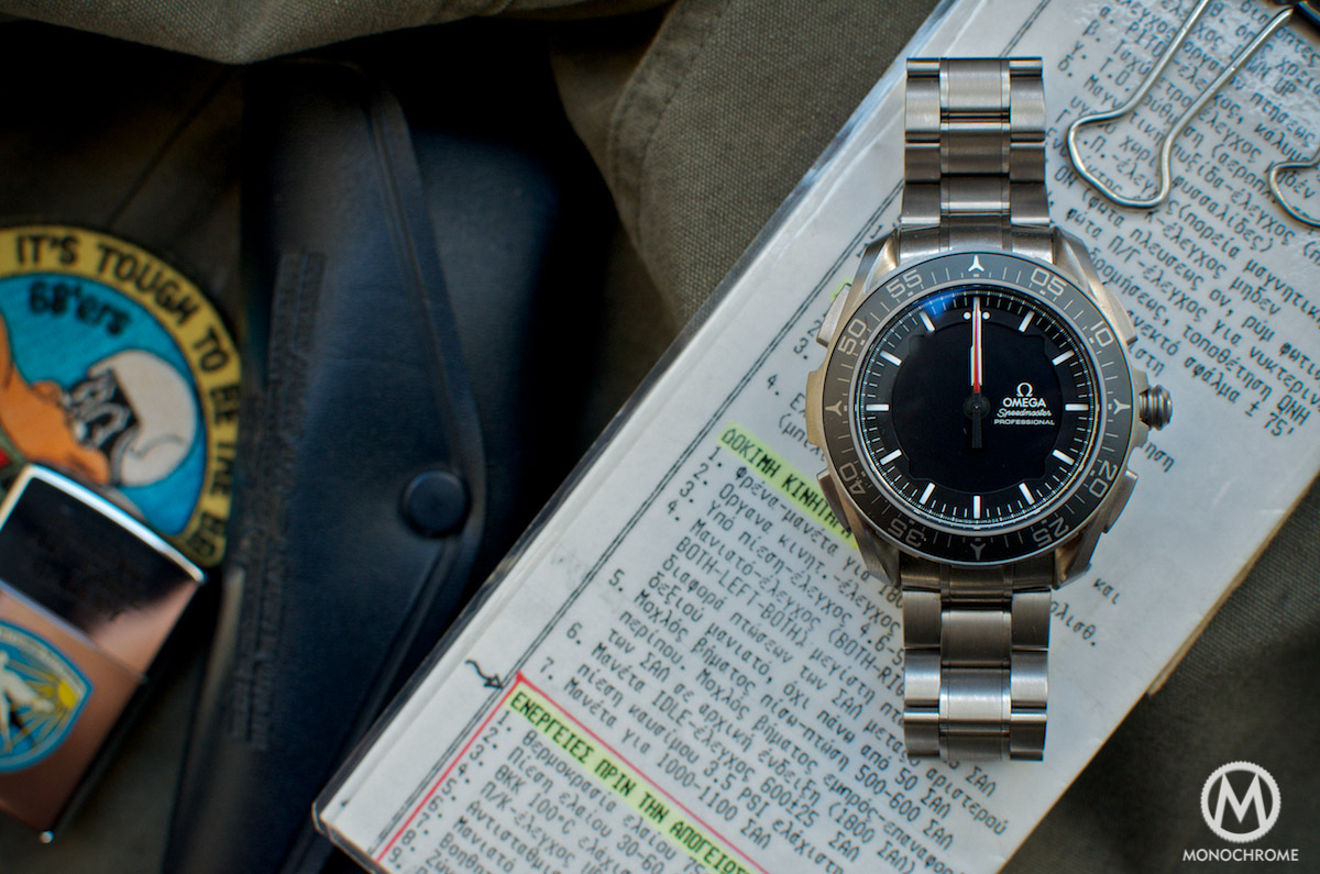 Omega Speedmaster X-33 Skywalker - 4