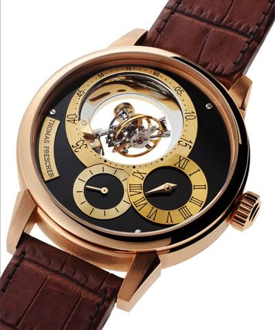Thomas Prescher - master of tourbillons