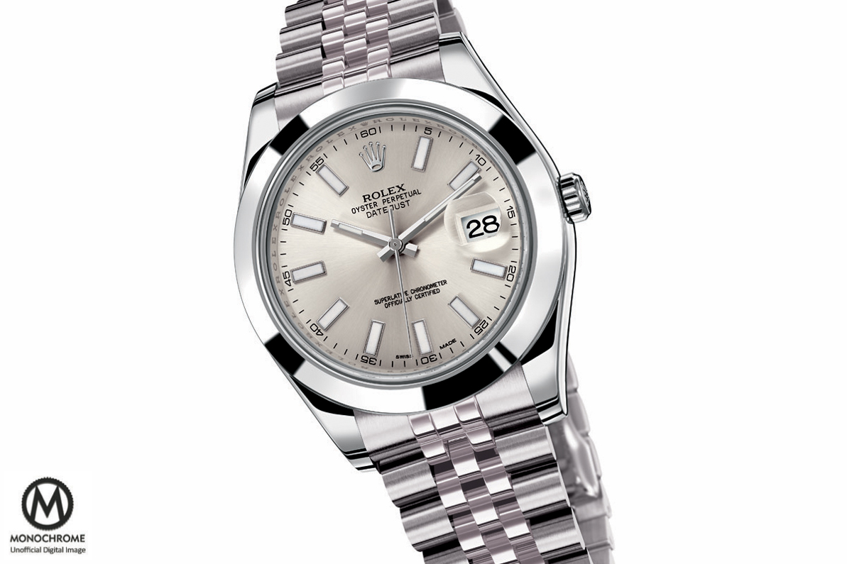 Rolex Datejust II Steel Jubilee Baselworld 2015 - 1