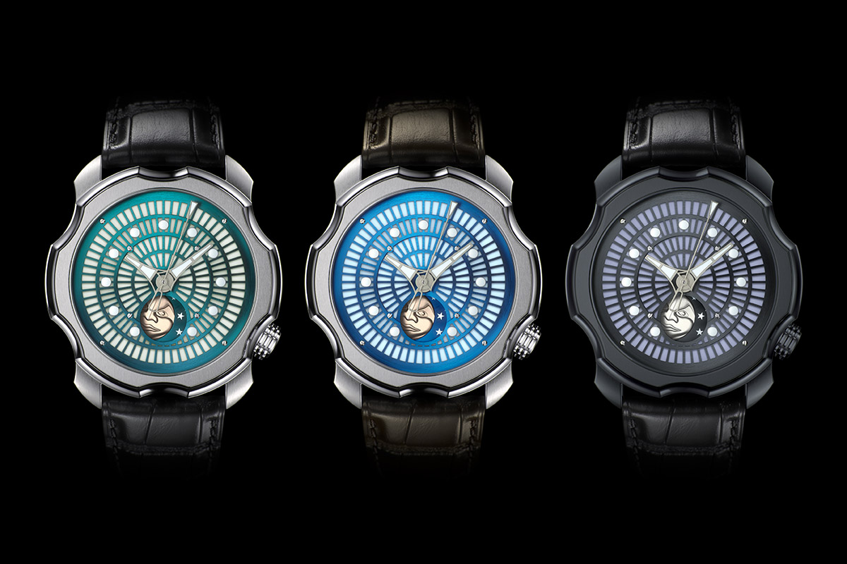 Introducing the Sarpaneva Korona K0 Northern Lights – The bright side of the moon