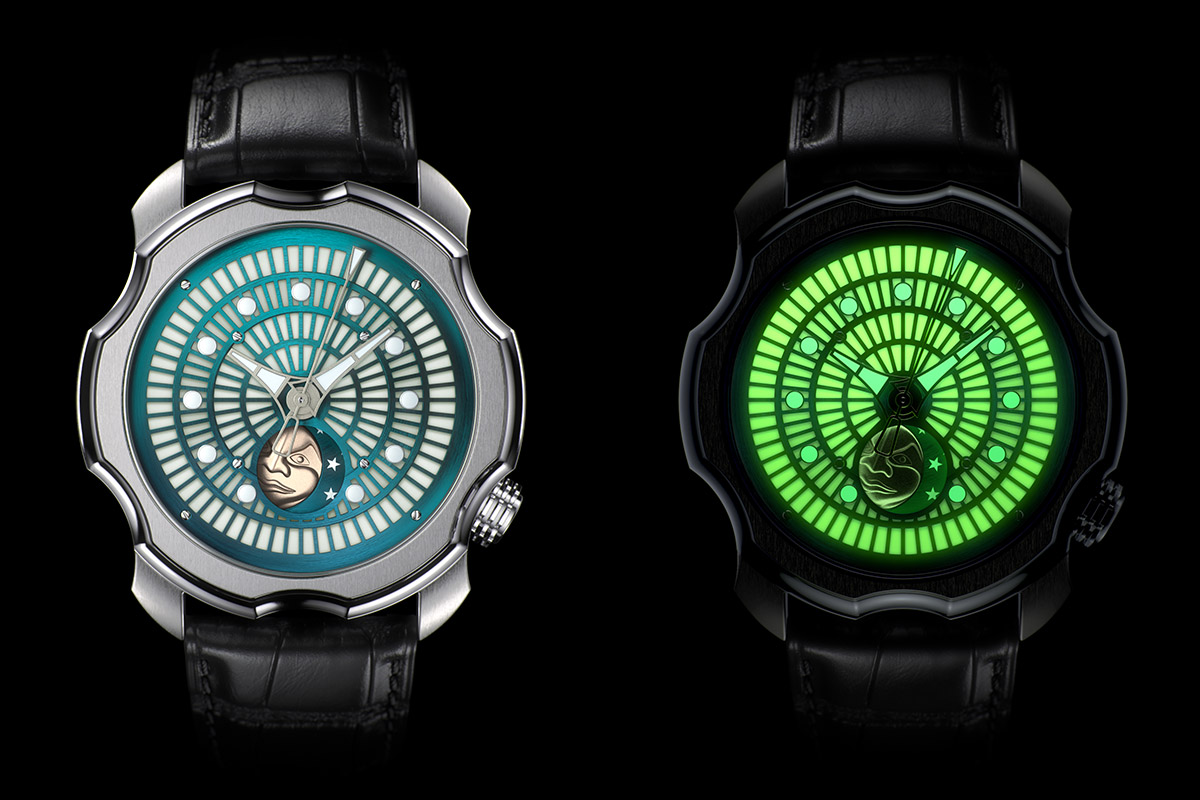 Introducing The Sarpaneva Korona K0 Northern Lights The