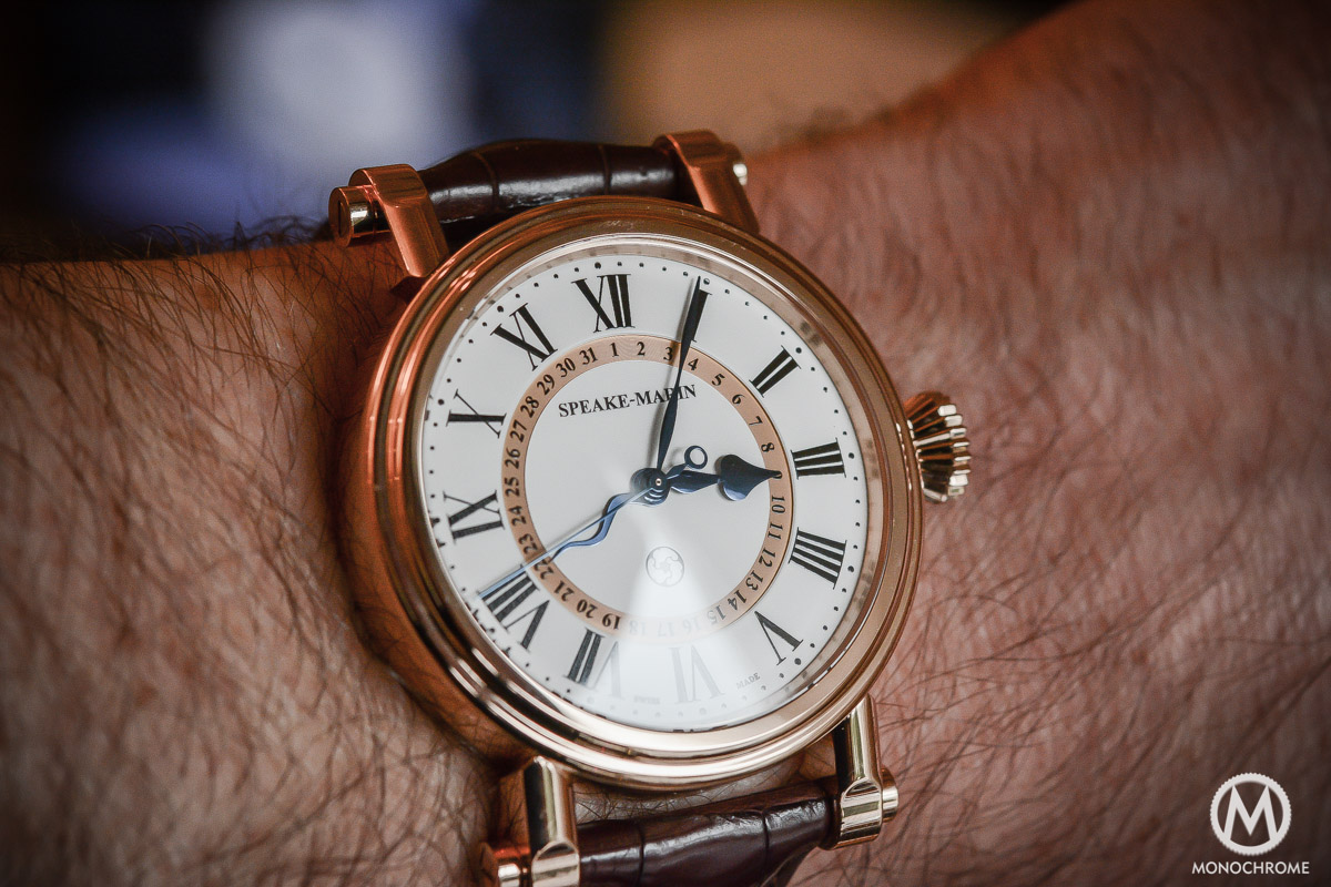 Speake-Marin Serpent Calendar – hands-on with the 2015 collection