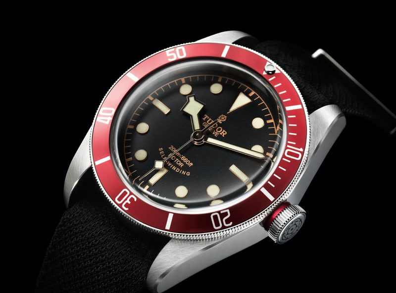 Tudor heritage black bay ref 79220r specs price - Tudor dive watch price ...
