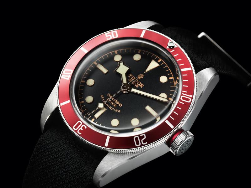 Tudor heritage black bay ref 79220r specs price - Tudor dive watch price ...
