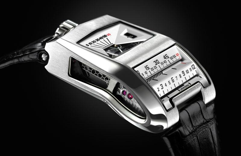 Urwerk UR-CC1 platinum