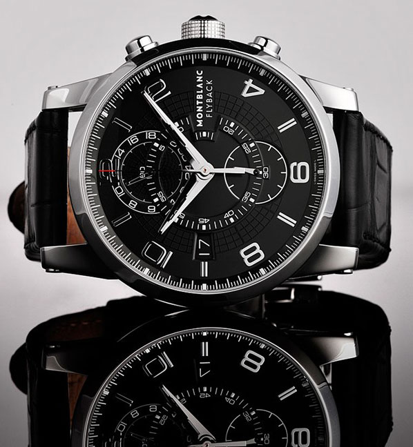 Last call win a trip to montblanc watch manufacture in le locle switzerland monochrome watches for Montblanc watches